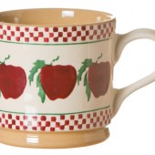 Apple Mug Large