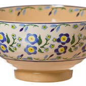 Forget Me Not Bowl Medium