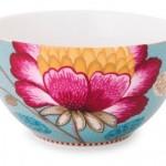 Pip Studio Fantasy Bowl - Blue - 15cm