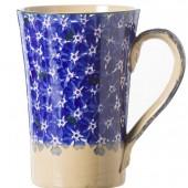 nicholas mosse tall mug bark blue lawn