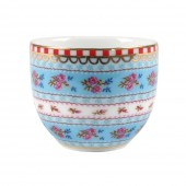 blue egg cup