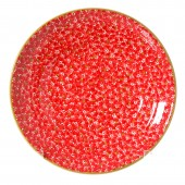nicholas mosse everyday plate red lawn