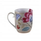 small fantasy khaki mug