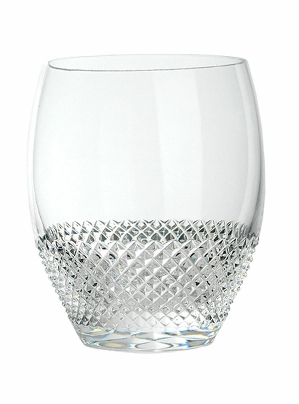 Waterford crystal lume glass tumbler barkers wexford