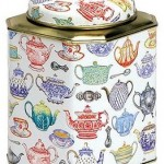Tea Caddy - Cut Corner - TEAPOTS DESIGN