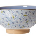 Nicholas Mosse Vegetable Bowl Light Blue Lawn