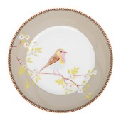 51.001.009 early bird plate khaki