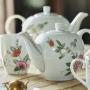 Blushing Birds Teapots