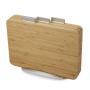 Joseph Joseph Index Bamboo Chopping Board Set