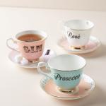 Yvonne Ellen Prosecco Teacup & Saucer