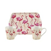 Flamingo tray 1