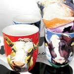 Eoin O Connor 4 Mug Set
