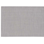 Walton & Co Grey Rectangle Placemat